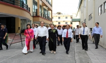 VFF Chairman Nguyen Thien Nhan visits Traphaco