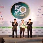 Traphaco among the top 50 listed companies in Vietnam