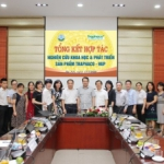Summary Conference on cooperation in scientific research and product development of Traphaco - Hanoi University of Pharmacy