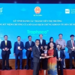 Traphaco was honored in the 20th Anniversary of the Vietnam Stock Exchange